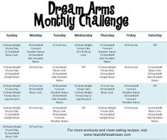 Who's up for a challenge? Try out this upper body workout to get you those dream arms you've always wanted!