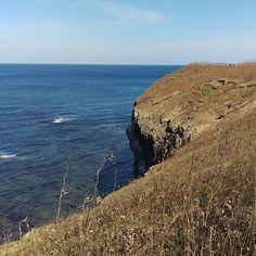 【minawow1010】さんのInstagramをピンしています。 《オホーツク海。波の音に癒されました(*^O^*) #北海道 #オホーツク #道東 #海 #観光地 #癒し #景色》