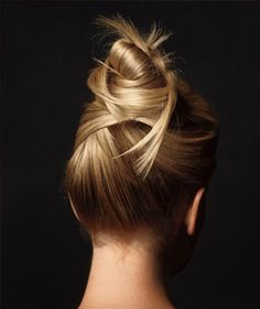 Hair    How To.  Elaborate Updo complete with step by step instructions www.realsimple.co...
