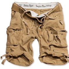SURPLUS Division Shorts sand XS-7XL: Amazon.de: Bekleidung