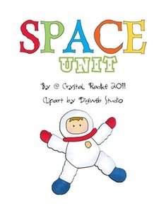 space - This unit includes printable center games, activities, and student worksheets. Areas of learning include short/long vowel, addition, interactive wr...