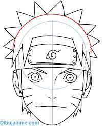 Como Dibujar A Naruto Zorro Facil Busqueda De Google Naruto Painting Naruto Sketch Naruto Drawings