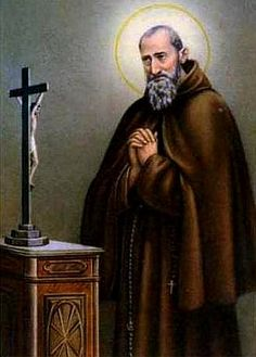 St Francis Mary of Camporosso, lay brother, Capuchin