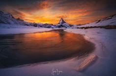 The Matterhorn - null