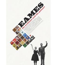 インテリア情報サイト / 映画 『ふたりのイームズ:建築家チャールズと画家レイ』