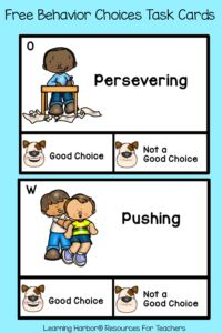Easy Sure Fire Ways To Teach Classroom Routines and Behavior Expectations - Classroom Freebies