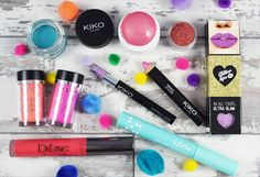 A Life With Frills: BRIGHT & COLOURFUL SUMMER MAKEUP PICKS