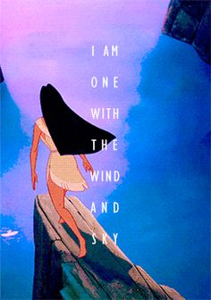 Pocahontas- Let it Go