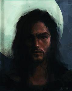 Sirius Black by Bianca R. Art. Pinned by @lilyriverside