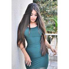 Rapunzel Hair, Long Black Hair, Super Long Hair, Beautiful Long Hair, Tall Women, Great Hair, Indian Beauty, Hair Lengths, Girl Hairstyles