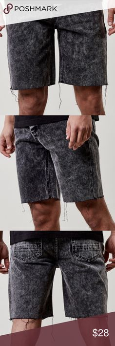 Cayler and Sons Distressed Cutoff Jean Shorts Hi Poshers!!! Check out these Cayler and Sons All Day Denim Cutoff shorts new w tags. Heavy weight denim. Amazing quality from the finest in German Streetwear. Cayler and Sons Shorts Jean Shorts
