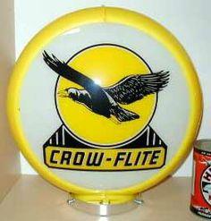 Crow flite gas pump globe