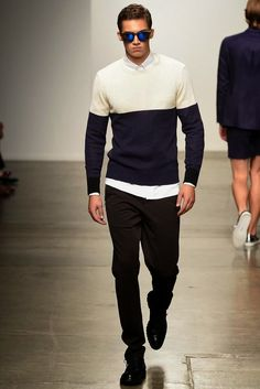 Ovadia & Sons Spring/Summer 2015 - New York Fashion Week
