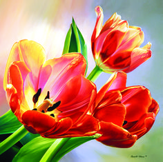 Russell Cobane: Tulips