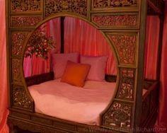Antique Chinese Opium Bed.jpg