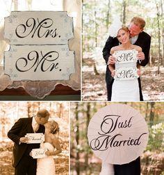 Google Image Result for http://celebrateintimateweddings.files.wordpress.com/2010/07/justmarriedsigns.jpg