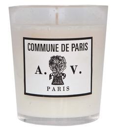 Astier de Villatte Commune De Paris Scented Candle in Glass 260g | Candles by Astier de Villatte | Liberty.co.uk
