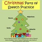 Great way to practice the parts of speech with a Christmas theme! Set includes 4 worksheets, 8 flashcards, a parts of speech madlib, and 2 snowman activities.