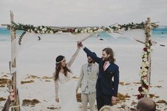Real Wedding: Kerry & Max – Photography by Daniel Orren for Chellise Michael
