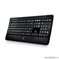 Logitech Wireless Illuminated Keyboard K800 - AP