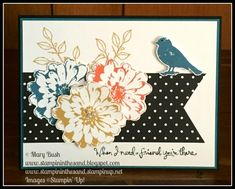 Choose Happiness for a Friend by MaryEB - Cards and Paper Crafts at Splitcoaststampers