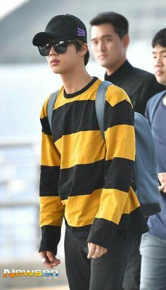 Bumble Bee Jin still SLAY