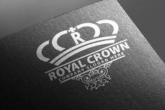 Royal Crown Logo by Creative Dezing on @creativemarket