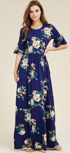11c65cd0ffb 84 Best modest maxi dress images