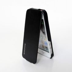 Genuine Leather Case for iPhone 5 - www.lineglory.com