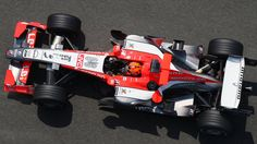 2006 Magny-Cours Midland F1 M16 Christijan Albers