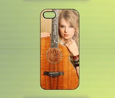 Taylor Swift Guitar for iPhone 4/4S iPhone 5 Galaxy S2/S3/S4 & Z10 | WorldWideCase - Accessories on ArtFire
