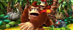 Test - Donkey Kong Country Returns 3D - 3DS