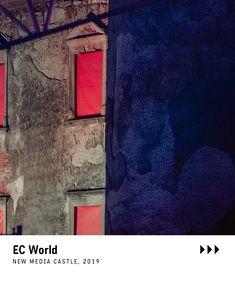 Electric Castle - New Media Castle New Media, Installation Art, Romania, Castle, Technology, News, Painting, Tech, Painting Art