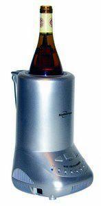 Koolatron Single Bottle Wine Cooler --- http://www.amazon.com/Koolatron-Single-Bottle-Wine-Cooler/dp/B0007YDFL0/?tag=shiningmoonpr-20