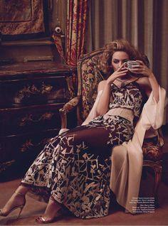 Kylie Minogue | Vogue Australia May 2014