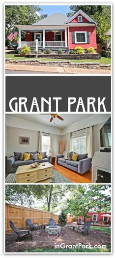 Searching For Grant Park Homes Sale Dont Miss 610 Berne St SE In Atlanta GA This Historic Bungalow Is Loaded With Charm And Was Just Listed By The