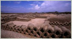 Chan Chan, Capital of Chimu empire, Trujillo archaeology