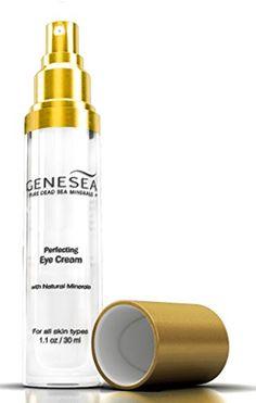 Look at this -  Genesea Eye Cream moisturizer