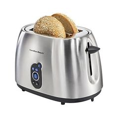 2-Slice-Toaster-Stainless-Steel-Bagels-Toast-Digital-Electronic-Shade-Setting