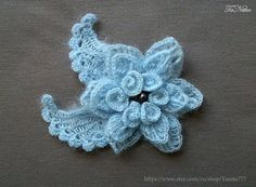 9adc8f3bb6d99 757 Best Crochet Brooch images in 2018 | Crochet, Crochet brooch ...