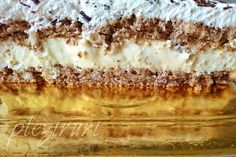Tiramisu, Food And Drink, Sweets, Homemade, Cookies, Cake, Ethnic Recipes, Desserts, Kitchen