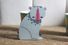 Ikea Party Bear