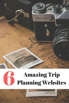 Planning is crucial to having a trip of a lifetime. Why not use one of these 6 amazing trip planning websites to help make the process easier and more accurate. Click here to check them out!