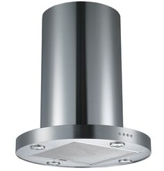Cookology TUB350SS | 60cm Round Island Chimney Cooker Hood in Stainless steel  sc 1 st  Pinterest & Statement Extractor Fans - Our Pick of the Best | Extractor fans ...