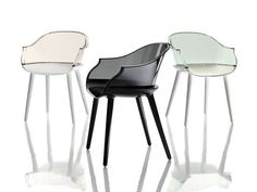 Cyborg Chairs by Marcel Wanders. Never knew why he called it cyborg, there's nothing robot-y.