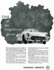 Early Chevy Ad