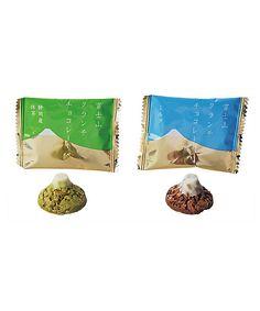 Mount Fuji - Crunch chocolate