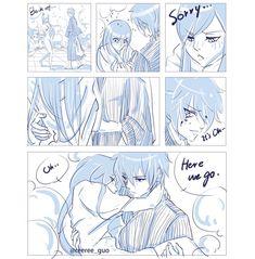 Nalu, Jerza, Fairytail, Fairy Tail Comics, Fairy Tail Anime, Anime Love Couple, Cute Anime Couples, Erza Y Jellal, Fairy Tail Quotes