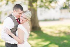Katelyn James Photography, rustic barn wedding