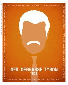 Neil deGrasse Tyson (born in 1958) is an American astrophysicist, cosmologist, author, and science communicator.